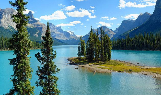 Công viên Khủng long tỉnh Alberta Canada