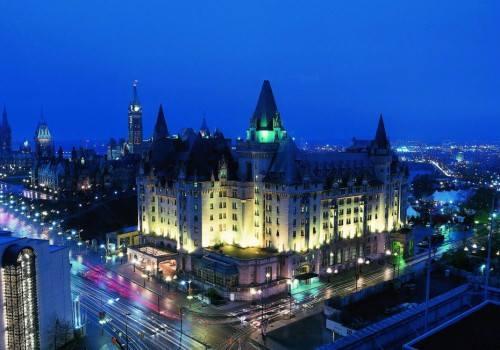 Ottawa thủ đô của Canada