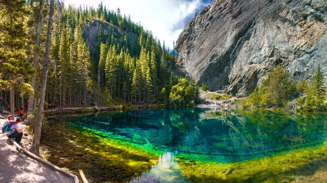 khí hậu, thiên nhiên Canada