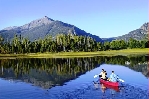 Cảnh đẹp Canada Rockies