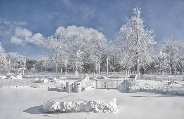 Mùa đông ở Toronto