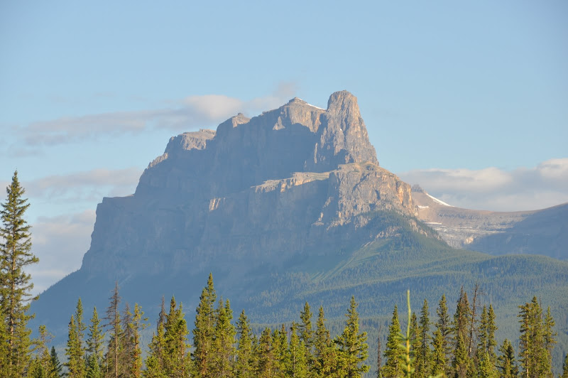 cảnh đẹp núi Castle, Canada