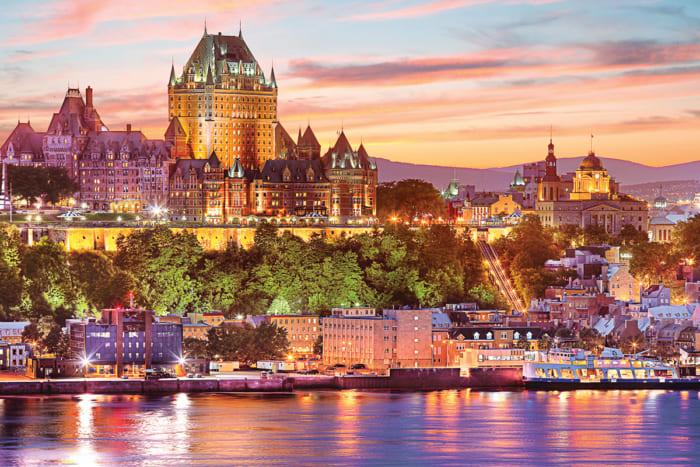 Định cư Quebec, Canada