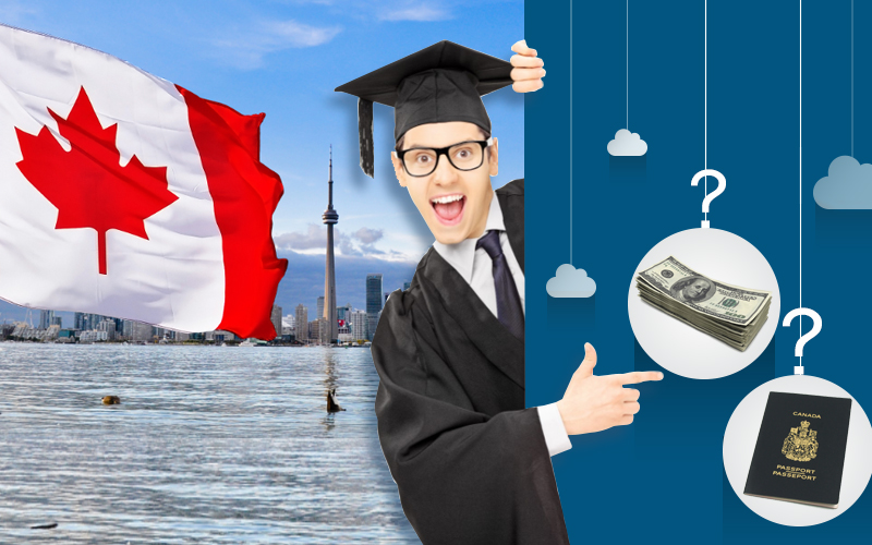 Chương trình du học Canada vừa học vừa làm