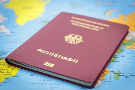 hộ chiếu quyền lực 2018