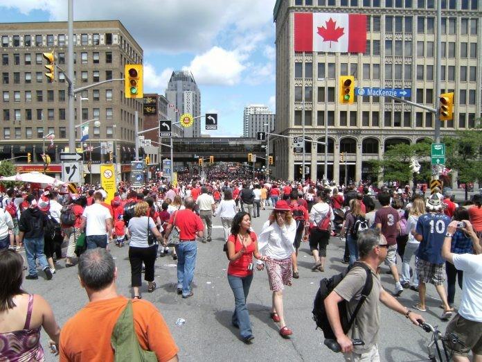 Canada có nền văn hóa đa bản sắc