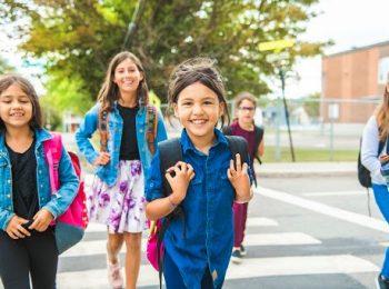 Canada top 4 thế giới về giáo dục trẻ em